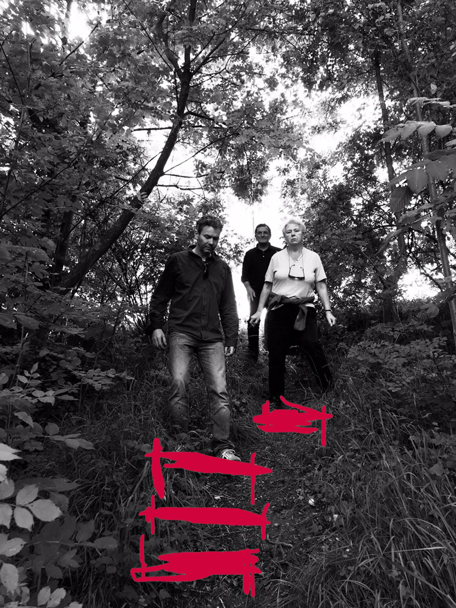 Descente facilitée #ParcdesHauteurs #LesLilas #EstEnsemble #PlateauPhoto