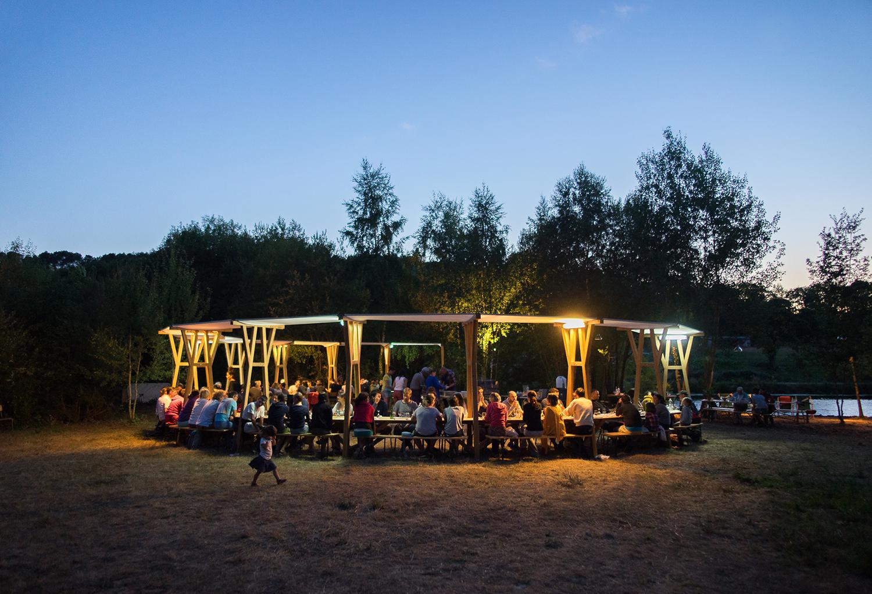 Banquet à la Réauté, Laillé © Celleberk