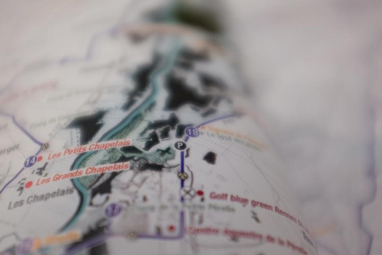 Guide Vallée de la Vilaine © La librairie du voyage